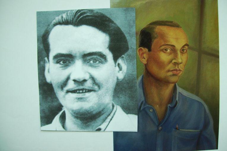 Miguel Hernández y Federico García Lorca