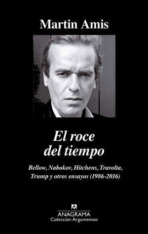 """""""El roce del tiempo"""", de Martin Amis"""