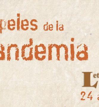 """""""Papeles de la pandemia"""", libro conmemorativo por los 24 años de Letralia"""