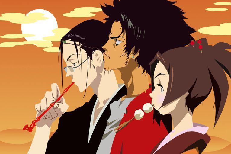"""Samurai Champloo"", de Shinichiro Watanabe"