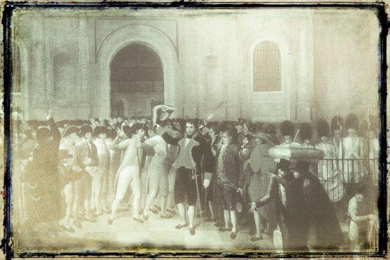 Sucesos del 19 de abril de 1810, por Axel Blanco Castillo