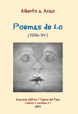 """""""Poemas de Lo"""", de Alberto a. Arias"""