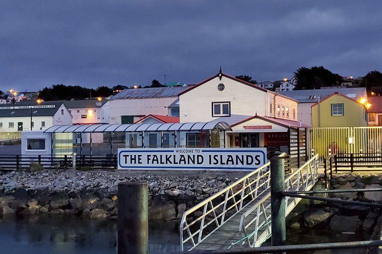 Mi encuentro con las islas Falkland o Malvinas, por Juan Franco Crespo