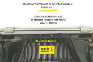 """VII Concurso de Microrrelatos """"Escribir por Derechos"""""""