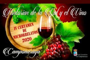 IV Certamen de Microrrelatos Historias de la Vid y el Vino