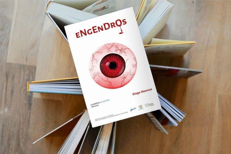 """""""Engendros"""", de Diego Maenza"""