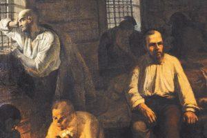 """Memorias de la casa muerta"", de Fiódor Dostoievsky"