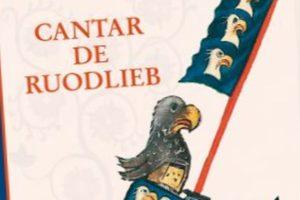 """""""Cantar de Ruodlieb"""", de autor anónimo"""