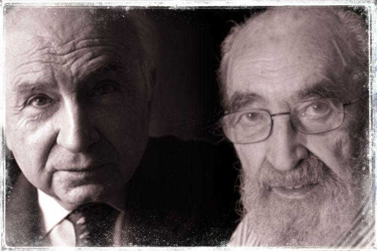 Francisco Brines y Ángel González