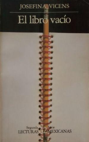 """""""El libro vacío"""", de Josefina Vicens"""