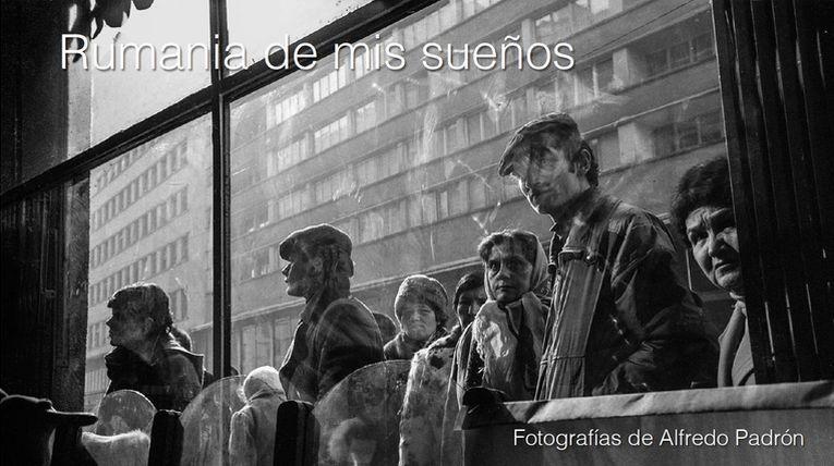 Rumania de mis sueños, fotografías de Alfredo Padrón
