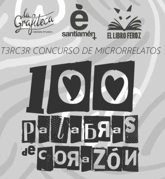 "III Concurso de Microrrelatos ""100 palabras de corazón"""