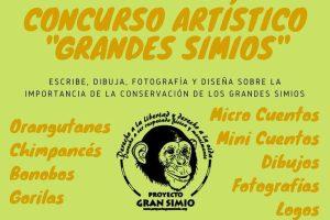 """I Concurso Artístico """"Grandes Simios"""""""
