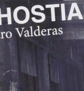 """""""A hostias"""", de Álvaro Valderas"""