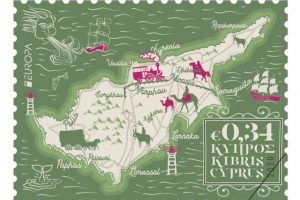 Antiguas rutas postales de Chipre, por Juan Franco Crespo
