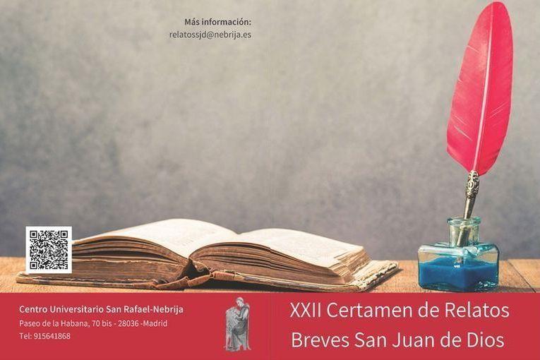 XXII Certamen de Relatos Breves San Juan de Dios