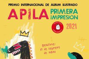 Premio Internacional de Álbum Ilustrado Apila Primera Impresión