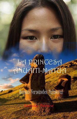 """""""La princesa Anuaiti-Matua"""", de Ramón Fernández Palmeral"""