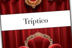 """""""Tríptico"""", de Carlos Solórzano"""