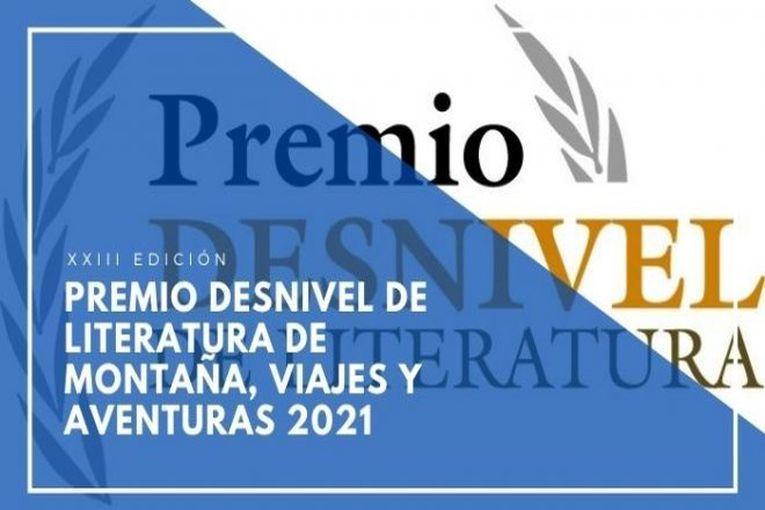 XXIII Premio Desnivel de Literatura de Montaña, Viajes y Aventuras