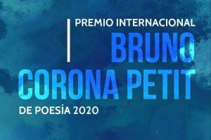 Premio Internacional de Poesía Bruno Corona Petit