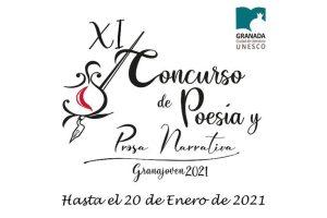 """XI Concurso de Poesía y Prosa Narrativa """"Granajoven"""""""