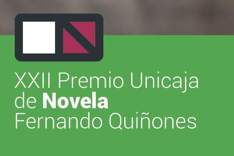 XXII Premio Unicaja de Novela Fernando Quiñones
