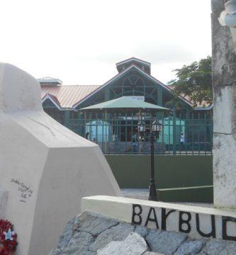 Barbuda, por Juan Franco Crespo