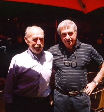 Teodosio Muñoz Molina y Fernando Sorrentino