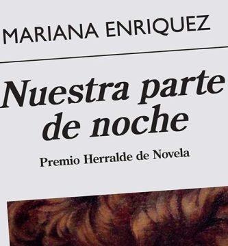 """""""Nuestra parte de noche"""", de Mariana Enriquez"""