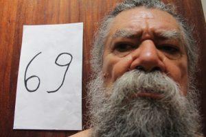 Llegada a la estación sesenta y nueve, por Wilfredo Carrizales