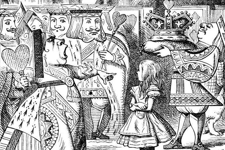 """""""Alicia en el País de las Maravillas"""", de Lewis Carroll"""