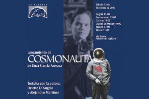 """""""Cosmonauta"""", de Enza García Arreaza"""