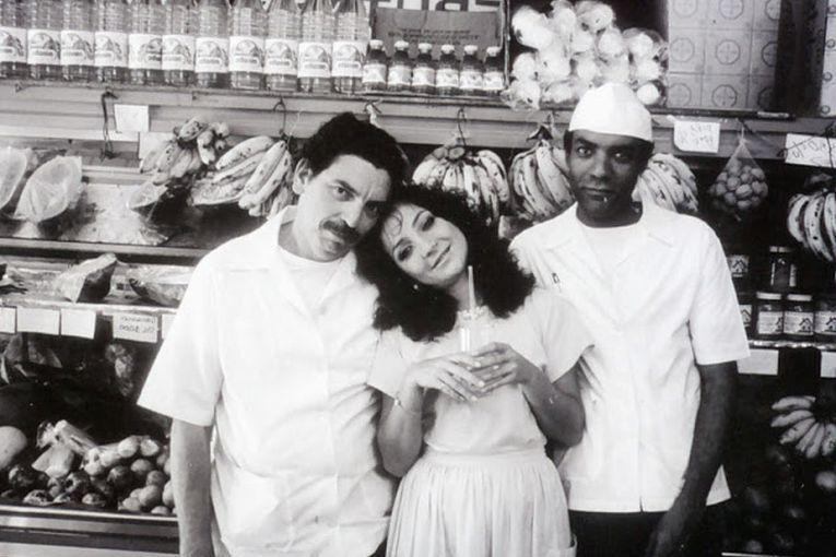 Víctor Cuica, Elba Escobar y Alejo Felipe