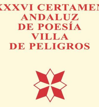 XXXVI Certamen Andaluz de Poesía Villa de Peligros
