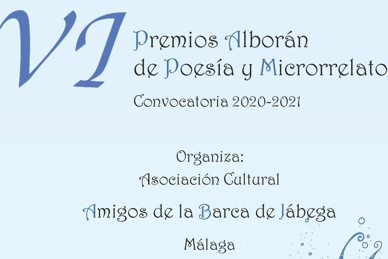 VI Premio Alborán de Microrrelato