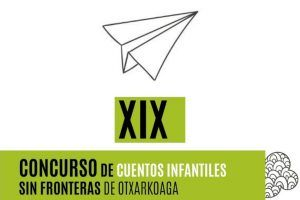 XIX Concurso de Cuentos Infantiles sin Fronteras de Otxarkoaga