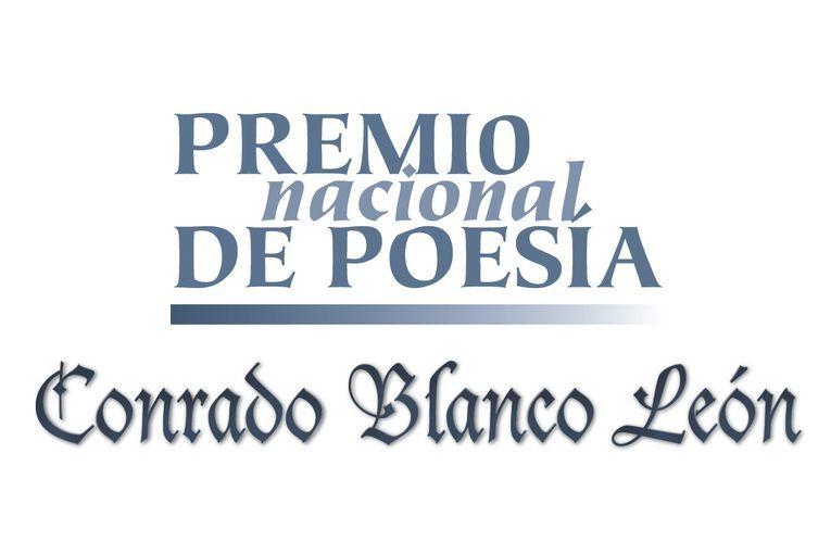 XXXIII Premio Nacional de Poesía Conrado Blanco León