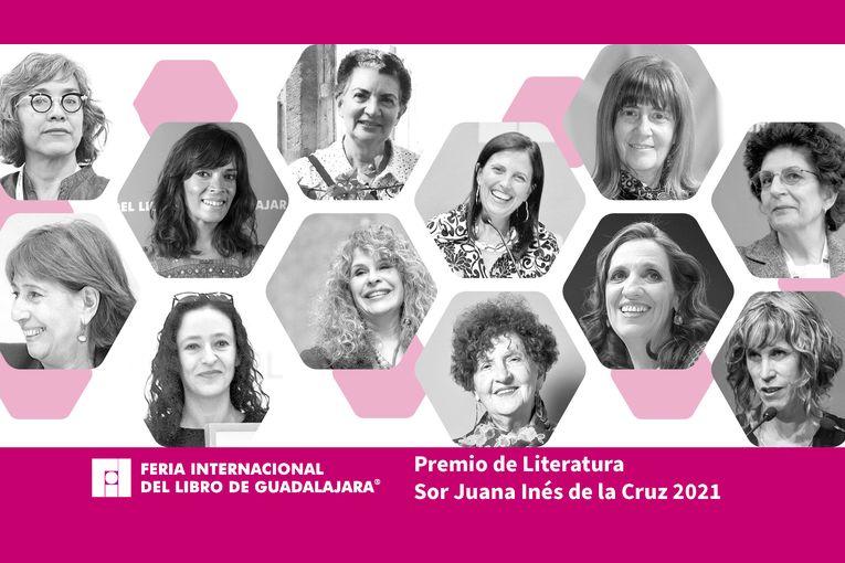 Premio de Literatura Sor Juana Inés de la Cruz 2021