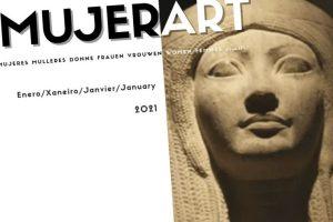MujerArt Magazine, dirigida por Bea López Jerez