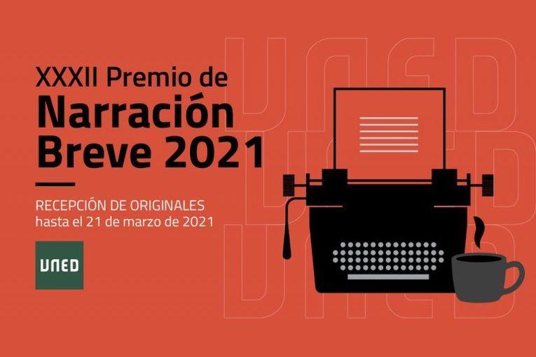 XXXII Premio de Narración Breve de la UNED