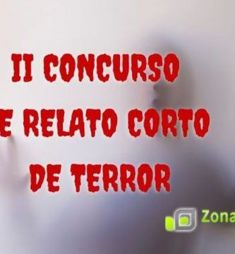II Concurso de Relato Corto de Terror de ZonaeReader