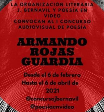 I Concurso Audiovisual de Poesía Armando Rojas Guardia