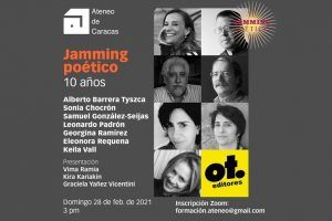 Jamming Poético de Caracas