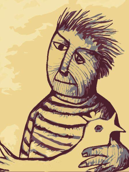 Petro Robagallinas, una fábula de Triunfo Arciniegas