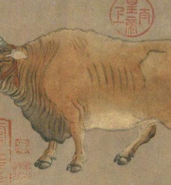 Catorce relatos chinos sobre bueyes, toros y vacas, traducción del chino por Wilfredo Carrizales