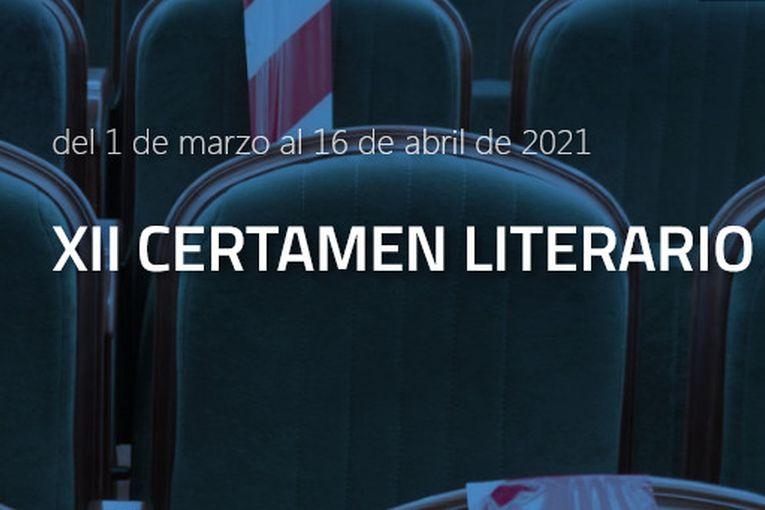 XII Certamen Literario Uned-Cartagena