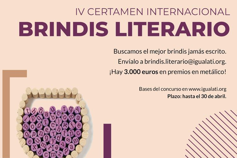 IV Certamen Internacional Brindis Literario