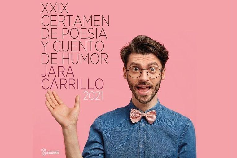 XXIX Certamen de Poesía y Cuento de Humor Jara Carrillo