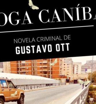 """Droga caníbal"", de Gustavo Ott"